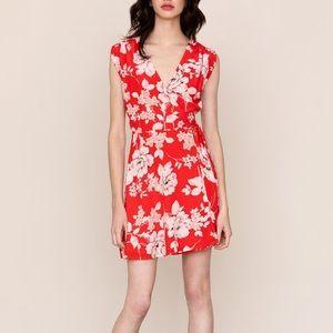 Yumi Kim Soho Mixer Wrap Dress Sz Small